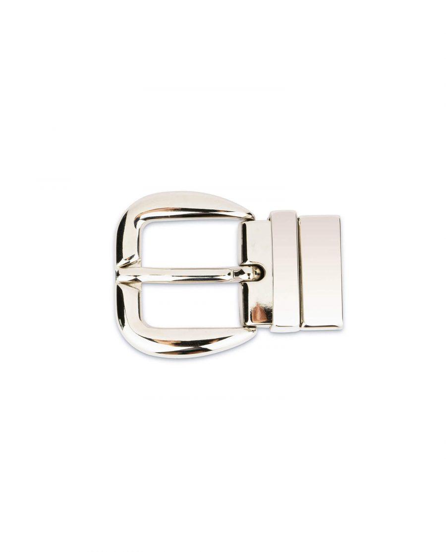womens belt buckle reversible 25 mm 8