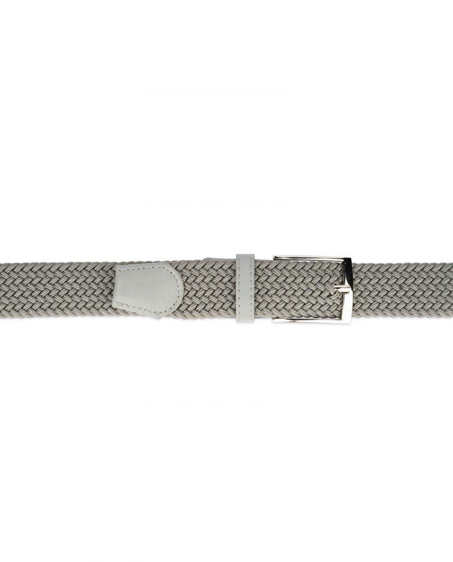 gray stretch belt for men 19usd 2