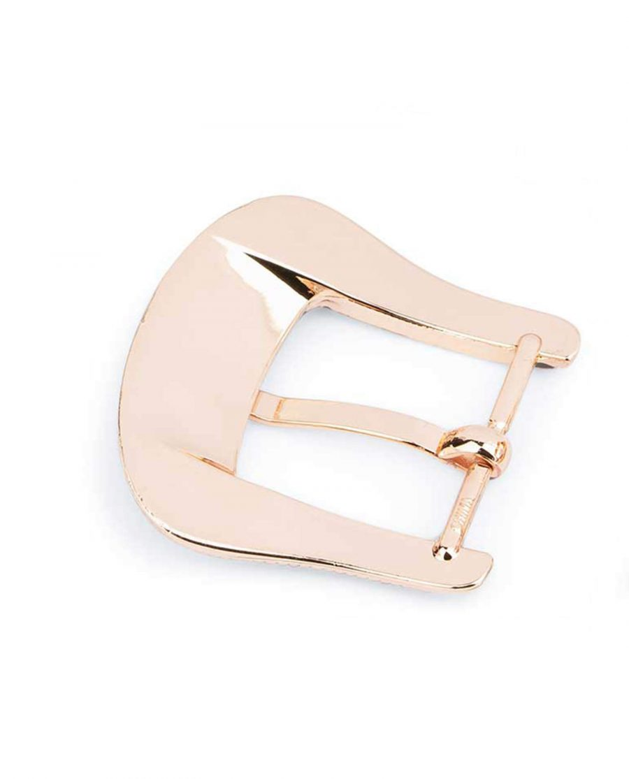 ladies western belt buckle rose gold 25mm 10usd 3