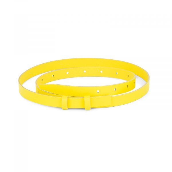 replacement yellow belt strap 15 mm 1