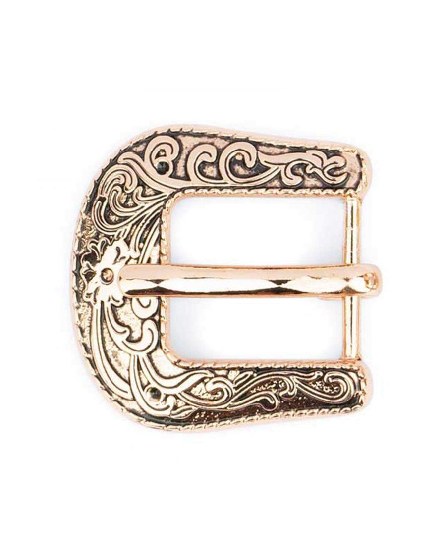 rose gold womens belt buckle western 15mm 10usd 3