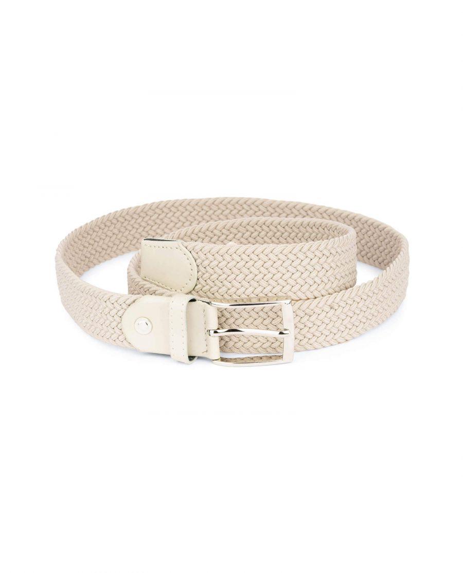 taupe elastic belt for men 19usd 41