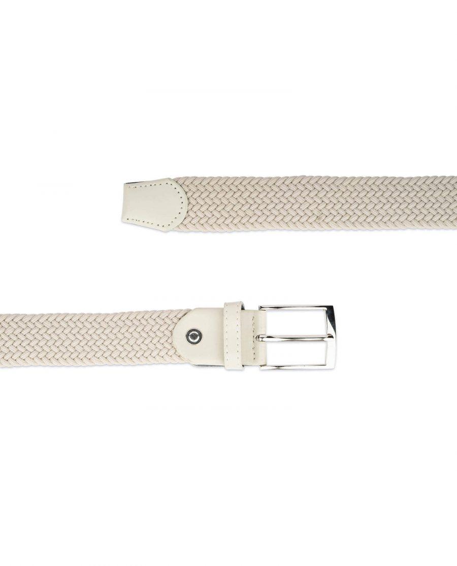 taupe elastic belt for men 19usd 42