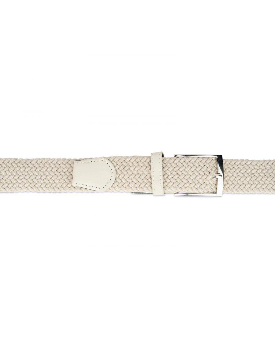 taupe elastic belt for men 19usd 43