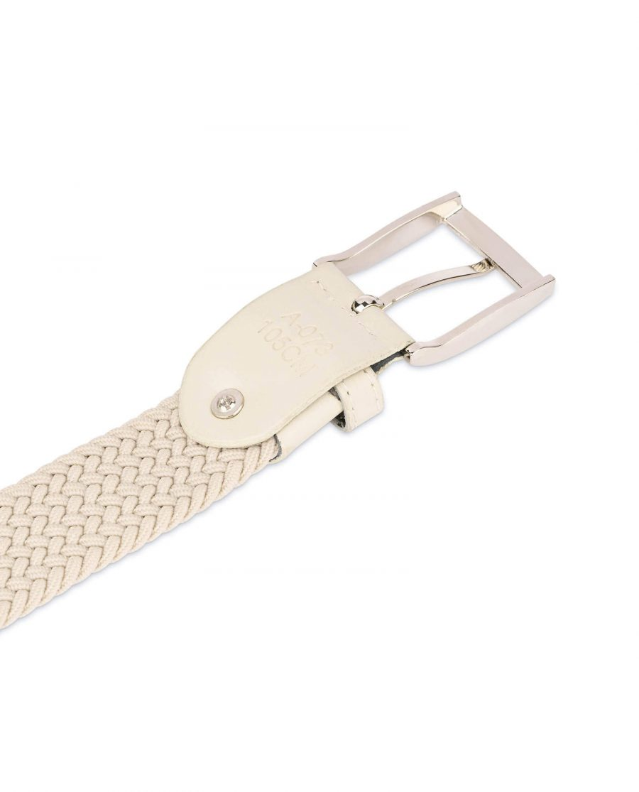 taupe elastic belt for men 19usd 44