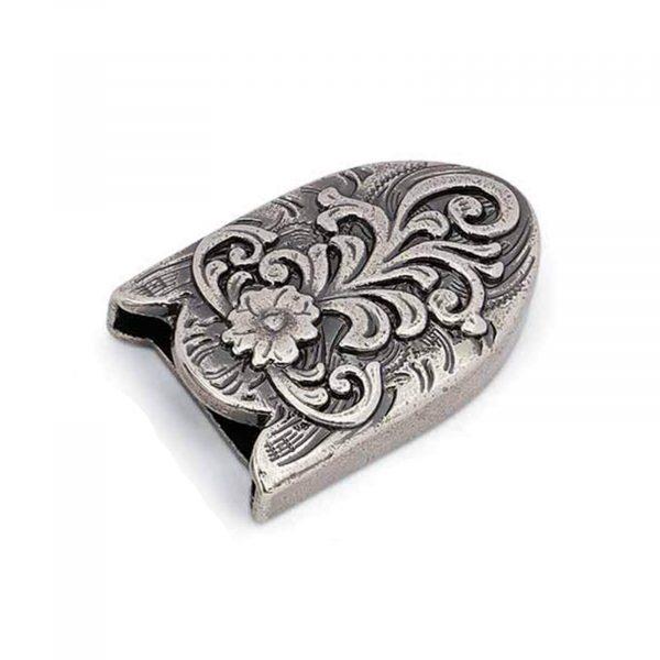 western belt tips antique silver 22mm 5usd 1